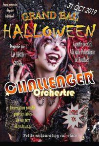 Bal Halloween @ ROUFFACH - salle polyvalente